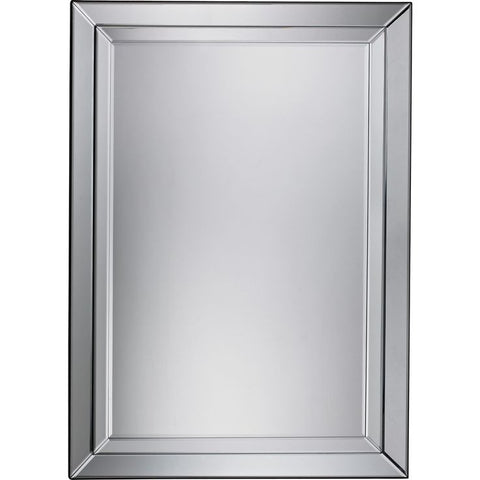 Canon in Clear Finish Wall Mirror
