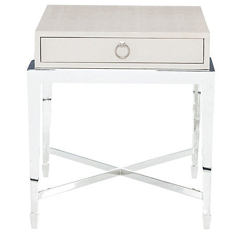 Criteria Side End Table