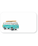 Surf Bus Little note cards