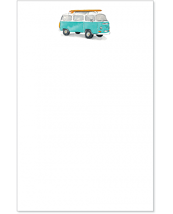 Surf Bus Notepad