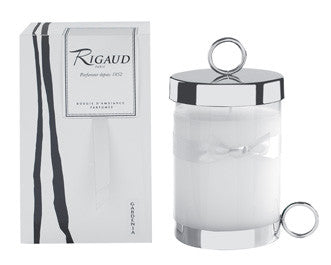 "RIGAUD PARIS ""Gardenia"" - Large Candle"