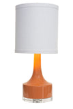 Holmby Orange Accent Table Lamp