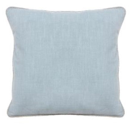 "WV Vara Light Blue Pillow 22""x22"""