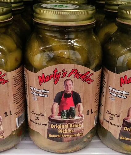 Marty's Pickles