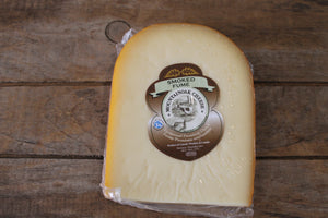 Mountain Oak - Farmstead Smoked Gouda