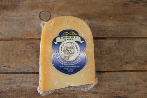 Mountain Oak - 2 Year Old Farmstead Gouda
