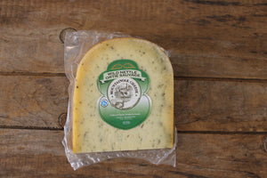 Mountain Oak - Wild Nettle Gouda