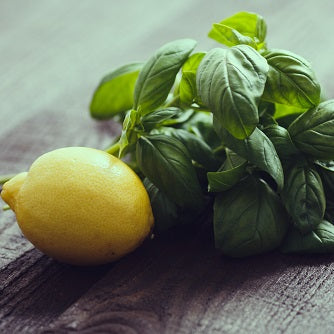 Lemon and Herb Fused Olive Oil (Agrumato)
