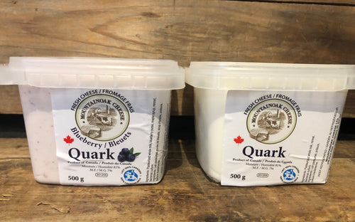 Mountain Oak Quark