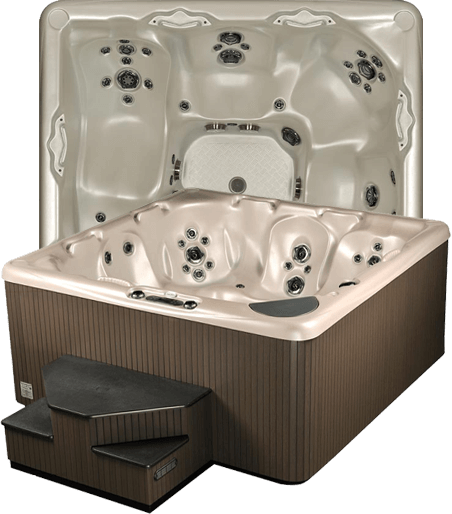 calgary tub spas spa care products deer hot water tubs red beachcomber