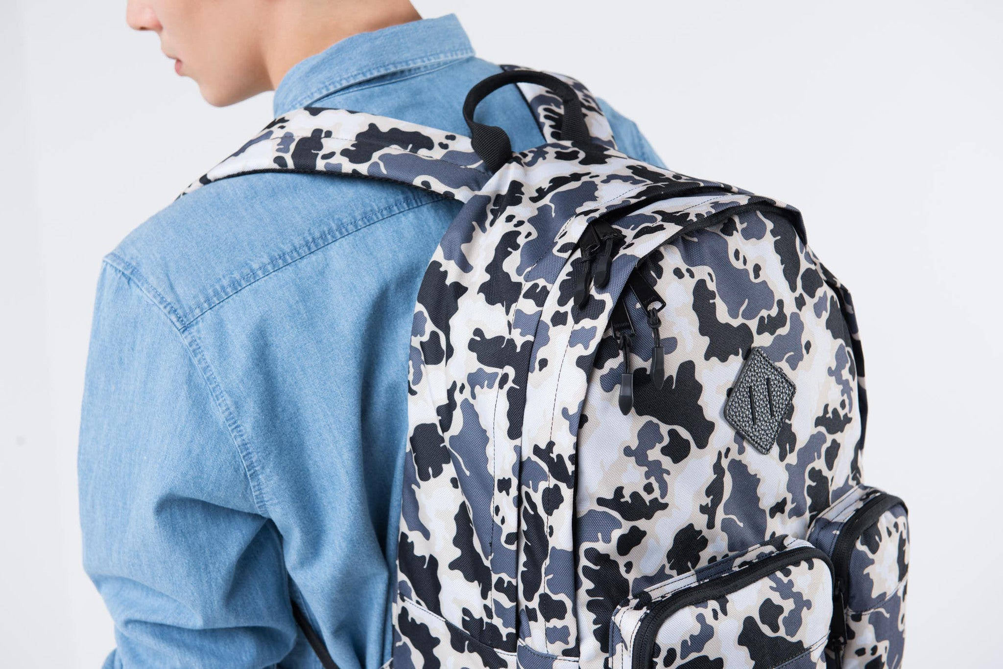 Academy Backpack Swamp Camo