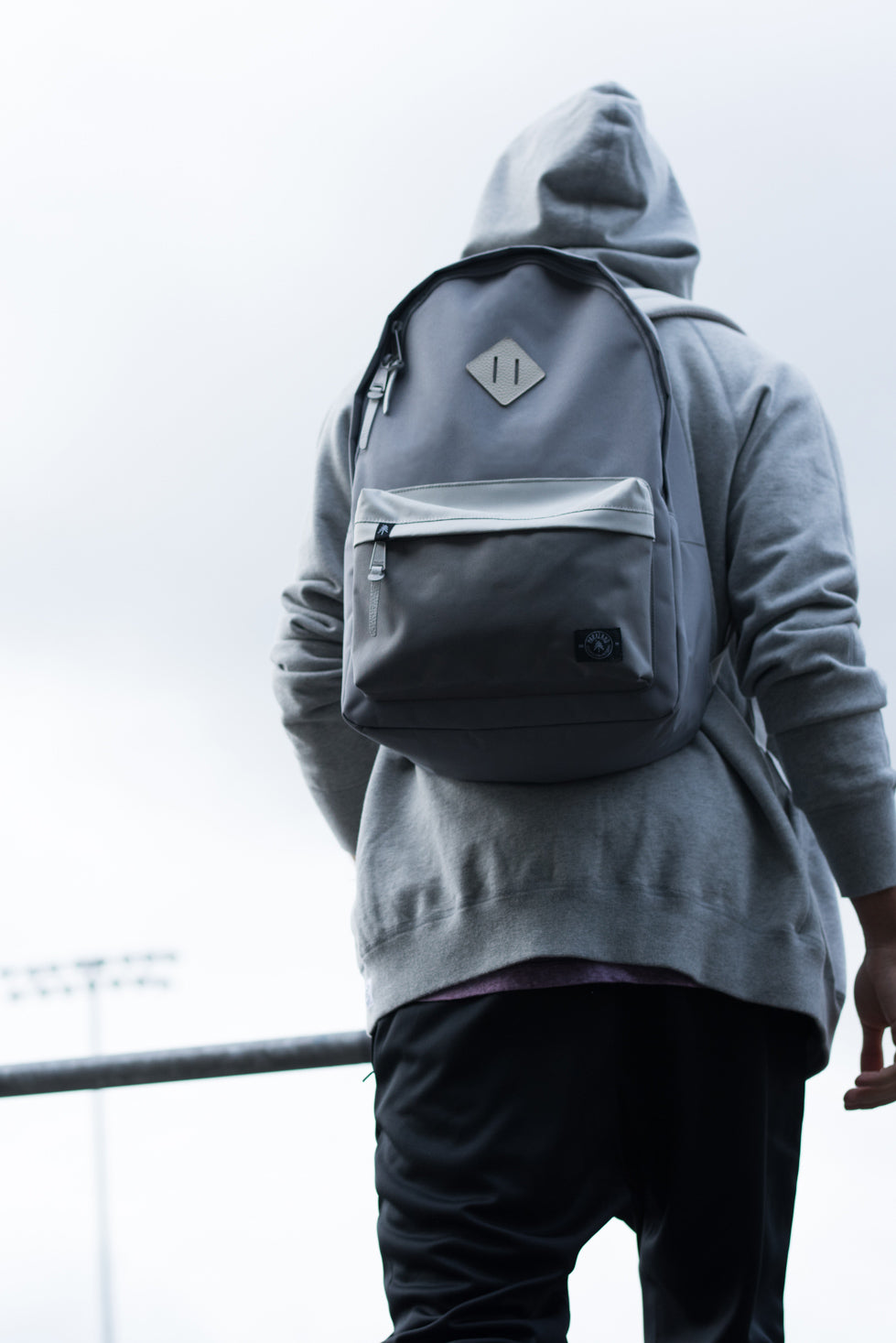 Parkland Meadow Backpack Phase Silver