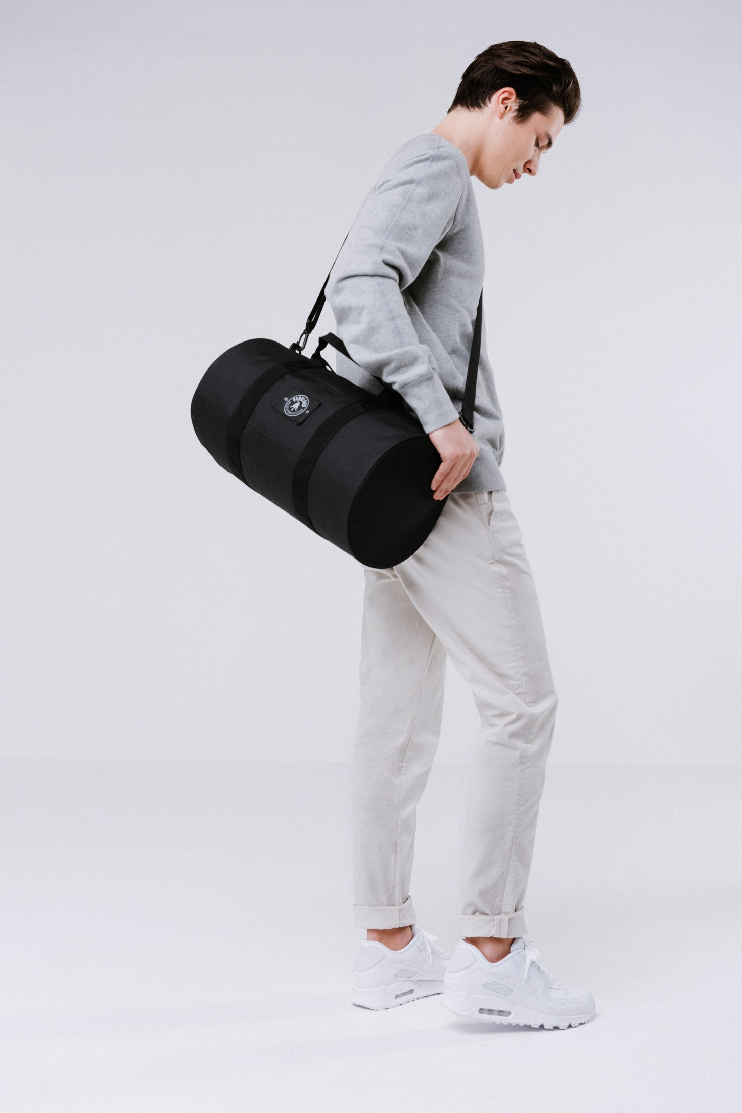 Lookout Duffle Black