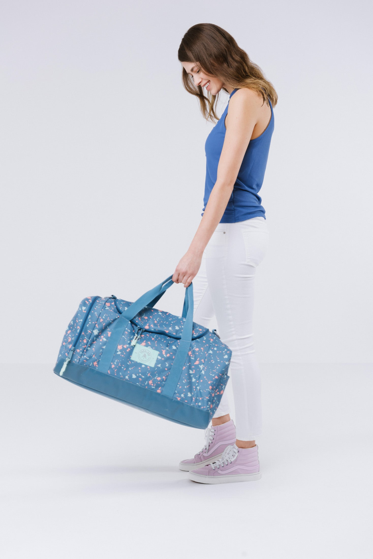 Peak Duffle Denim Glowdrops