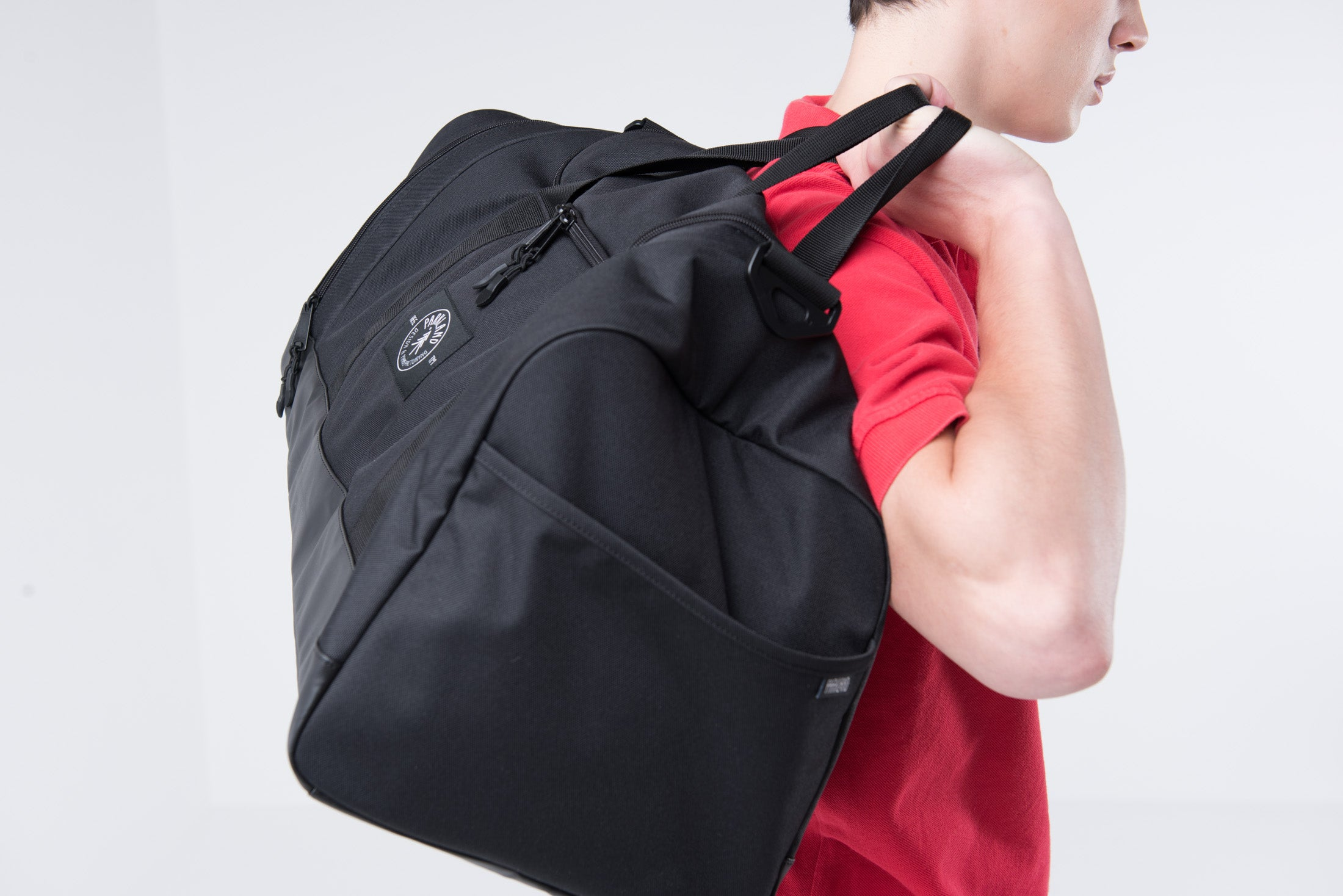 Peak Duffle Black