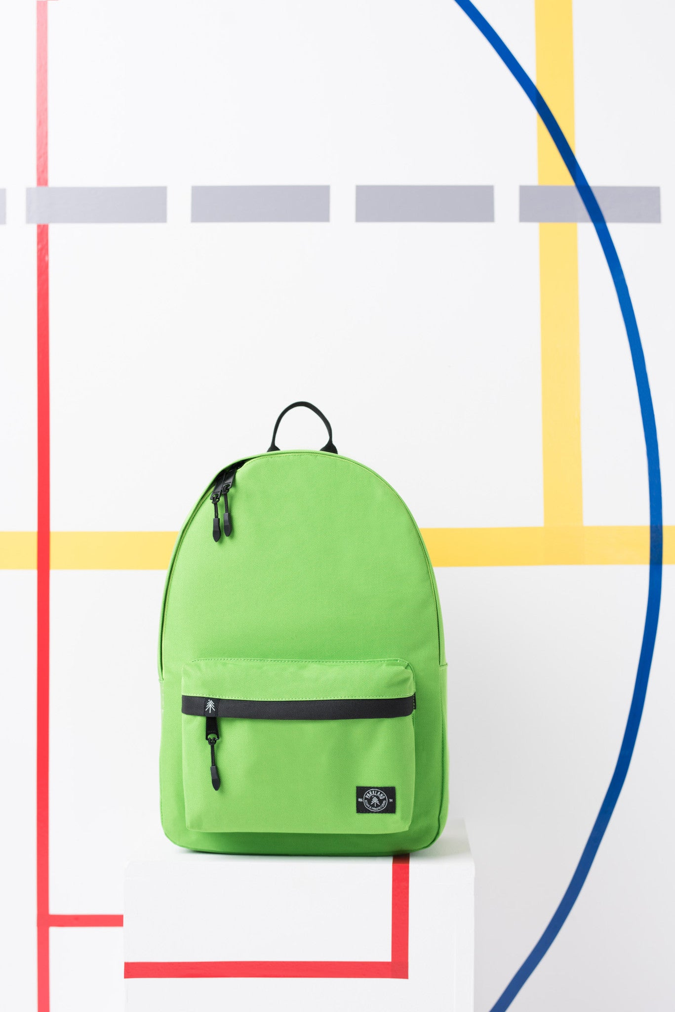 Parkland Vintage Backpack Gulf Green