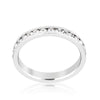 Swarovski Clear Crystal Eternity Ring