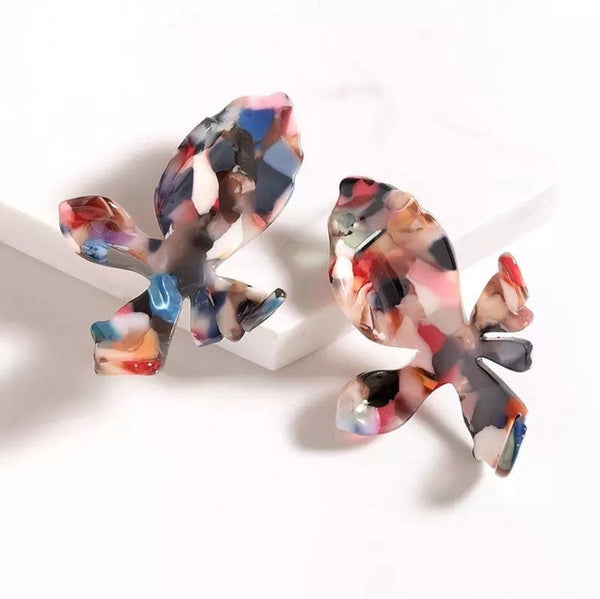 Confetti Baby Lily Drop Earrings