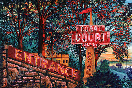 CORAL COURT ULTRA MOTEL