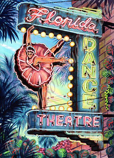 FLORIDA DANCE THEATRE