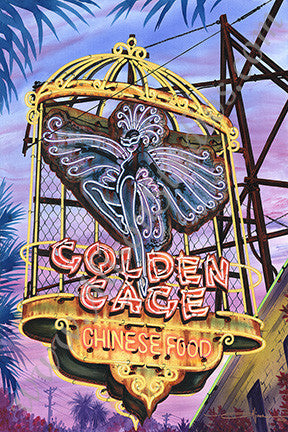 GOLDEN CAGE CHINESE FOOD