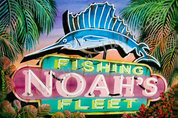 NOAH'S FISHING FLEET II
