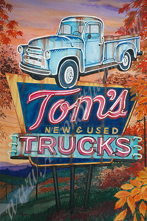 TOM'S TRUCKS (Thayer)