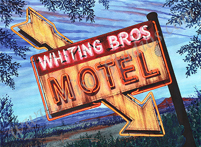 WHITTING BROS. MOTEL