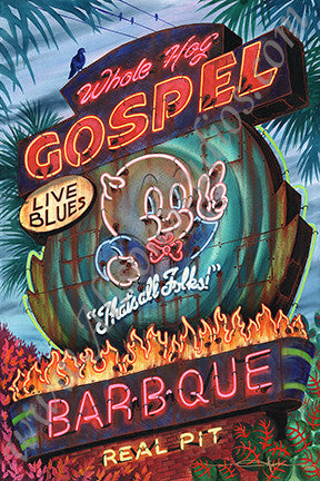 WHOLE HOG GOSPEL BBQ