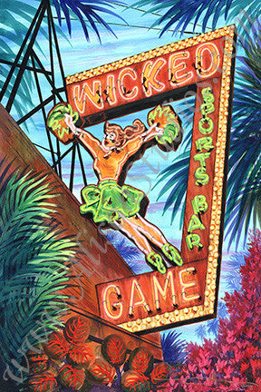 WICKED GAME SPORTS BAR