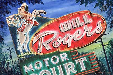 WILL ROGERS MOTOR COURT