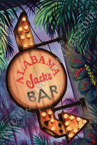 ALABAMA JACKS BAR