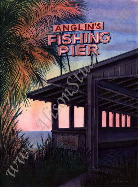 ANGLIN'S FISHING PIER