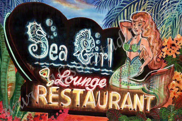 SEA GIRL RESTAURANT