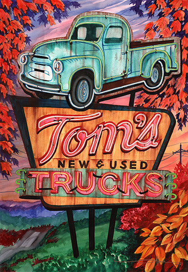 TOM'S NEW & USED TRUCKS