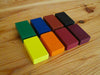 Filana Crayons 8 pack block with black and brown