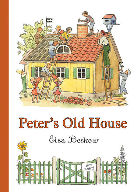 Peter's Old House, by Elsa Beskow