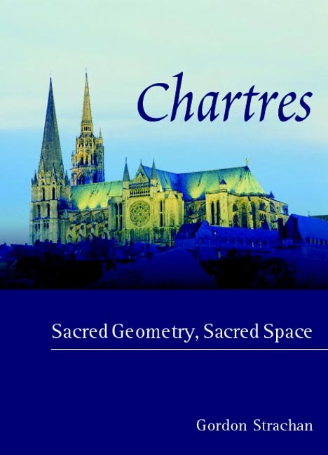 Chartres by Gordon Strachan