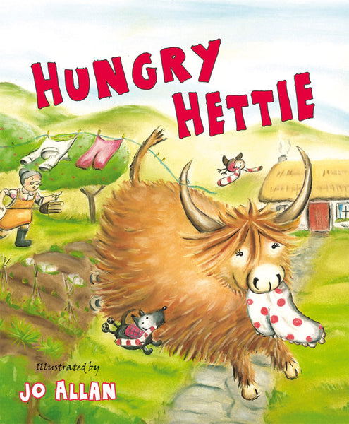 Hungry Hettie by Jo Allan