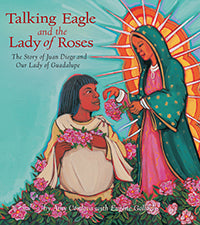 Talking Eagle and the Lady of Roses, Amy Cordova and Eugene Gollogly