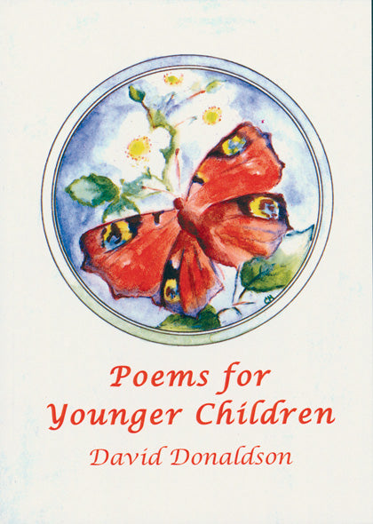 Poems for Younger Children, by David Donaldson