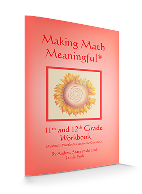 Making Math Meaningful: An 11th and 12th Grade Workbook Teacher's Edition