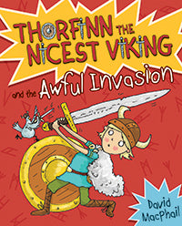 Thorfinn and the Awful Invasion, David MacPhail