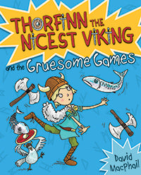 Thorfinn and the Gruesome Games, David MacPhail