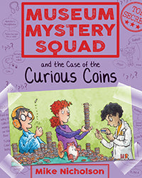 Museum Mystery Squad Curious Coins