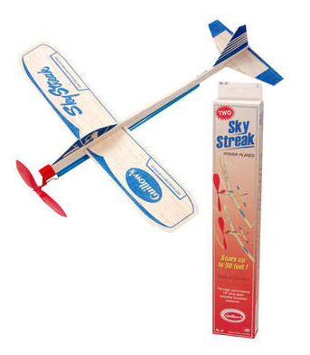 Sky Streak Power Plane Twin Pack