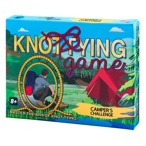 Knot Tying Kit - Camper's Edition