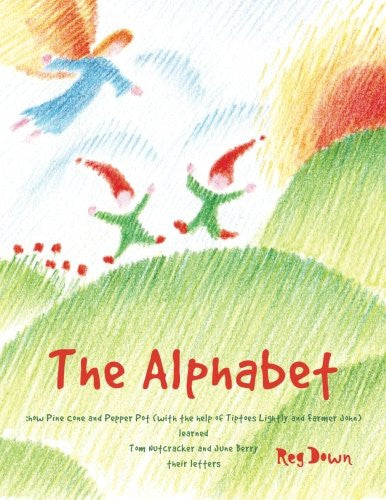 The Alphabet, by Reg Down