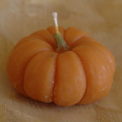Candle, Mold Pumpkin