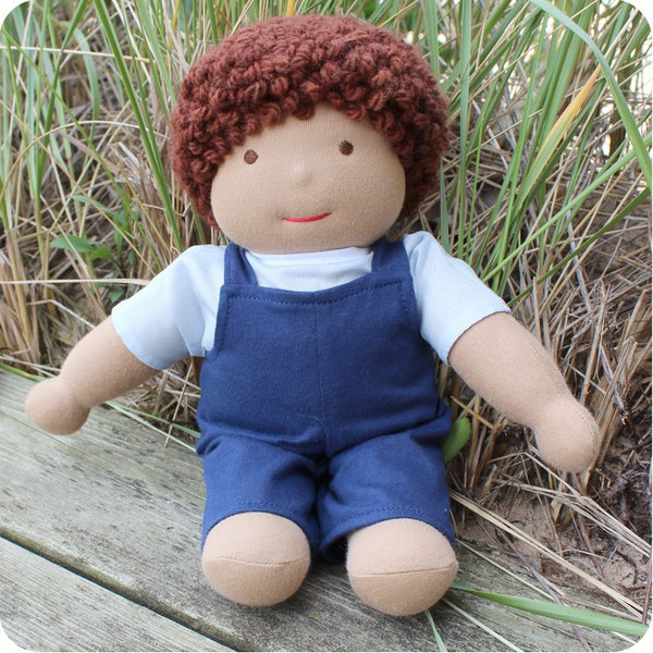 Camden Boy Doll, 11 Inches